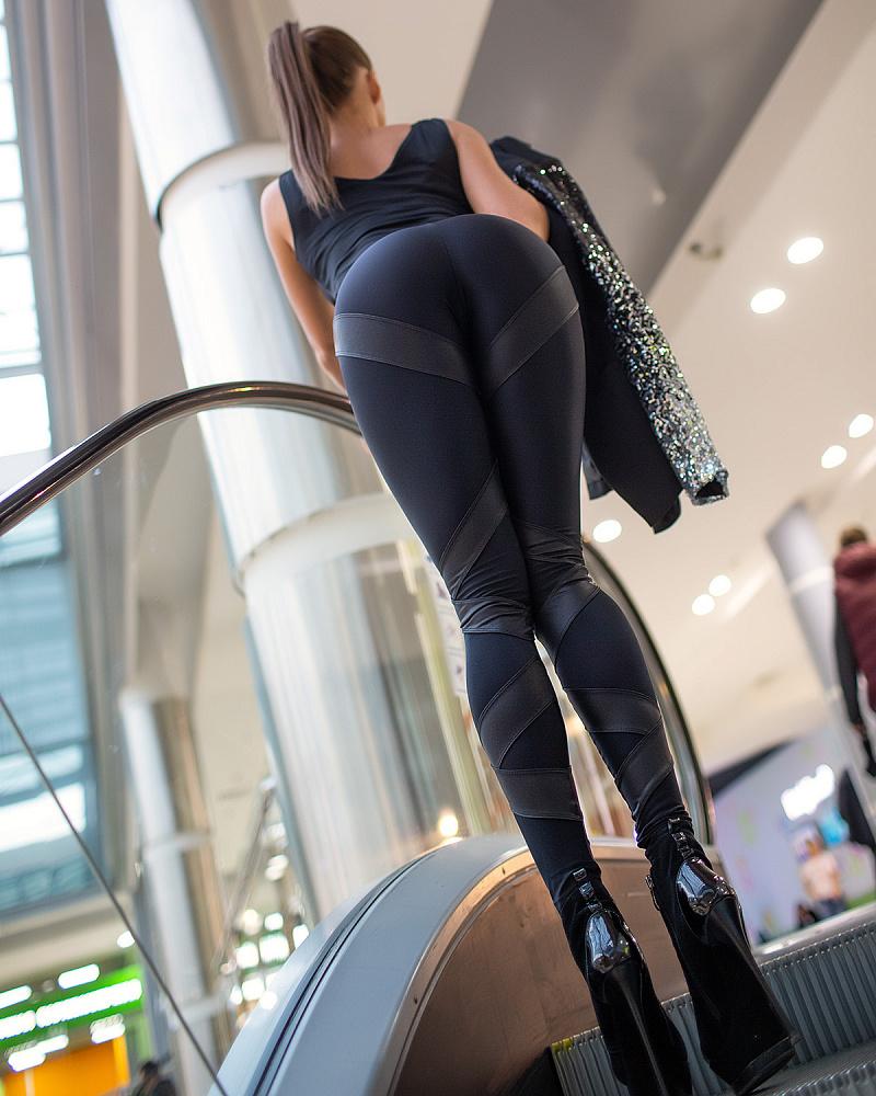 Where to buy tiktok's scrunch butt leggings to get a lift